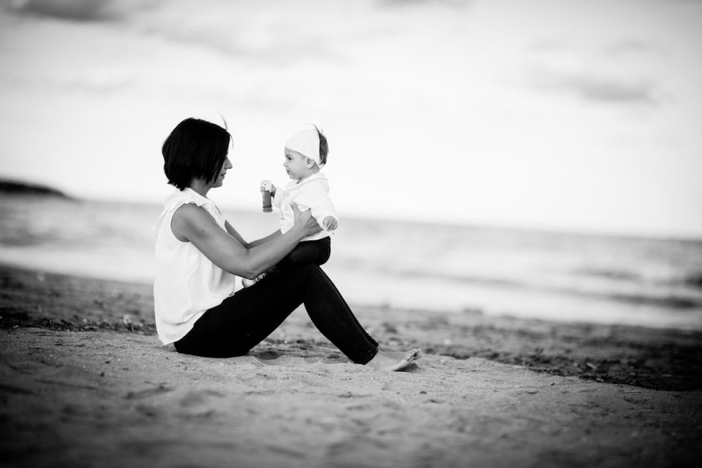 reportaje fotos bebe niño valencia
